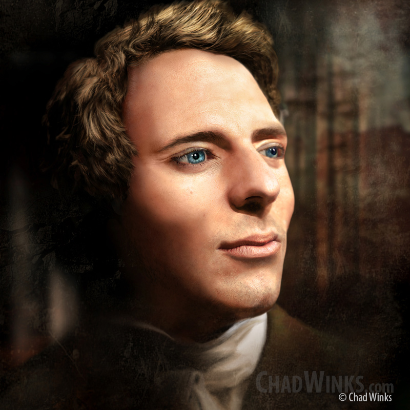 The Prophet Revealed – Joseph Smith Portrait